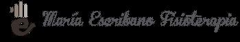 María Escribano Fisioterapia Logo
